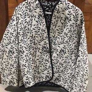 Trimdin artisan jacket REVERSIBLE
